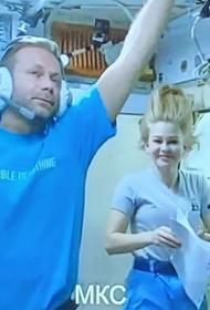 Командир МКС Том Песке: Шипенко и Пересильд адаптировались к космосу как «рыба к воде»