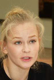 Актриса Юлия Пересильд призналась, что грустит из-за возвращения с МКС на Землю