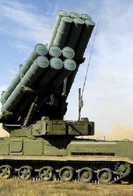 Avia.pro: российский «Бук-М2Э» на вооружении сил Дамаска отпугнул турецкий Bayraktar, пытавшийся подойти к позициям армии Сирии