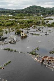 Паводки причинили Хабаровскому краю ущерб в 427 млн рублей