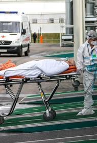 В России общее количество зараженных коронавирусом превысило 8 млн человек