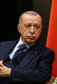 Эрдоган переступил красную линию