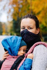 На Камчатке дети заражаются ковидом в три раза чаще, чем в среднем по стране