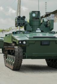 В России тестируют полностью автономных боевых роботов