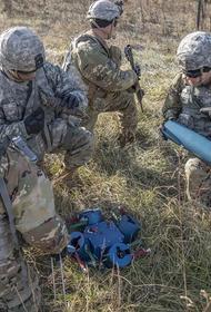 Военно-инженерная служба Армии США стремится создать умные минные поля