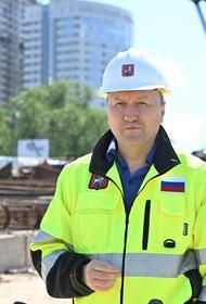 Бочкарев: 10 новых стартовых площадок программы реновации позволят построить 128,6 тыс. кв. метров жилья