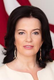Депутат Сейма Рамона Петравича: В Латвии начинается геноцид против невакцинированных