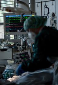 Минобороны передало региональным больницам сжиженный кислород для лечения зараженных COVID-19