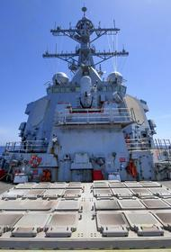 Sohu: в ответ на попытку эсминца США Chafee пересечь границу России в Японском море ее корабли могут появиться у берегов Аляски