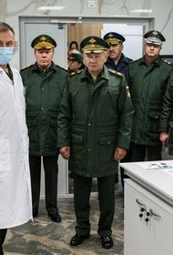 Ученые 27 Научного центра ВС РФ разрабатывают лекарственные и активные биологические вещества, для лечения коронавируса