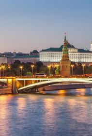В Москве температура воздуха резко понизилась за 30 минут