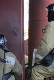 В результате пожара на заводе под Рязанью погибли семь человек