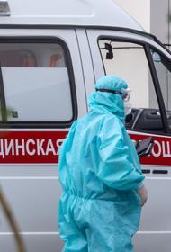 В России зарегистрирован новый максимум смертей от коронавируса – 1 064