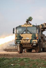 Сайт Avia.pro: армия Турции может пойти на штурм сирийской Айн-Иссы, игнорируя риск нанесения ударов по военным России