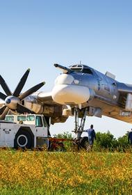 Avia.pro: российские ракетоносцы Ту-95МС могли отработать условный ядерный удар по самой крупной военной базе США на Аляске