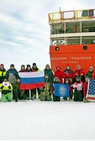 Завершена экспедиция по изучению изменений климата в Арктике