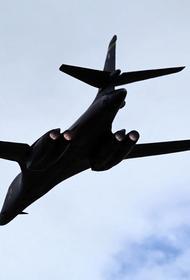 Сайт Avia.pro: российские Су-30 сорвали миссию американских B-1B Lancer по отработке условной бомбардировки Крыма