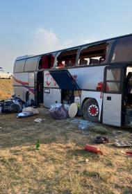 Минздрав Калмыкии сообщил о состоянии пострадавших при смертельном ДТП