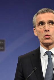 Столтенберг предпринял попытку зазвать Финляндию в НАТО