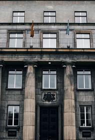 Мужчина пытался поджечь двери Кабинета министров в Латвии