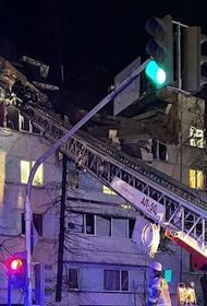 Два человека спасены из-под завалов дома в Набережных Челнах