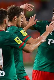 «Локомотив» одержал победу над «Сочи» 2:1