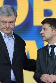 На Украине опубликован новый президентский рейтинг