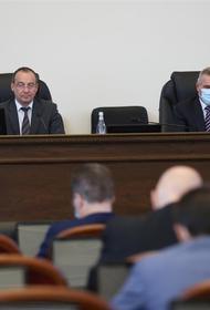 В ЗСК прошло собрание фракции «Единая Россия»