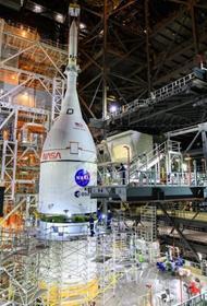 Запуск Artemis I перенесен на февраль следующего года