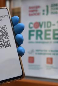 В Минздраве РФ утвердили новый стандарт сертификата о вакцинации против COVID-19
