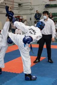 Чемпионат и первенство города по тхэквондо завершился в Хабаровске