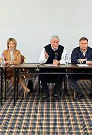 Иркутский бизнесмен Дмитрий Матвеев дал пресс-конференцию по итогам судебного процесса