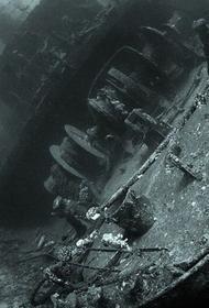 Источником загрязнения нефтепродуктами в Чёрном море оказался затонувший корабль «Адмирал Нахимов»