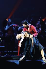 Танго под Пьяццоллу