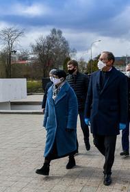 В Перми обновляют памятники ко Дню Победы