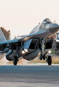 МиГ‑29 в Ливии готовы к воздушной войне