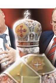 Патриарху нужно покаяться перед Чубайсом и Зюгановым