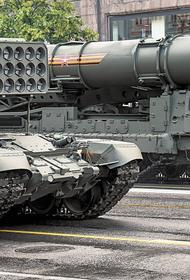 Парад Победы: ПВО удвоенной производительности и оружие на новых физических принципах