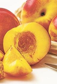 Персик не для обжорства
