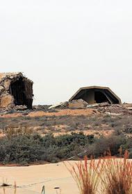 В Ливии уничтожена турецкая база