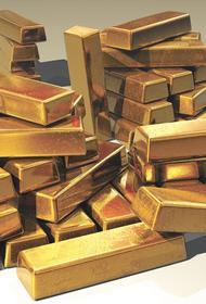 Россия продала золота больше, чем газа