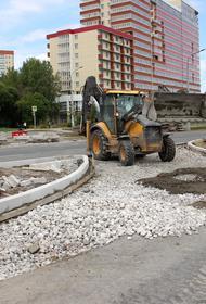 В Перми идет комплексный ремонт дорог по нацпроекту