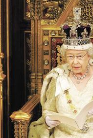 Из-за коронавируса королева Англии может оставить трон