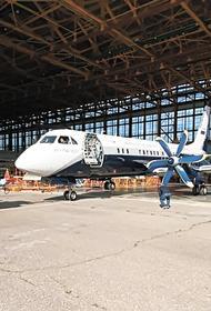 «Аргументам недели» стали известны подробности подготовки к первому полёту  Ил-114-300