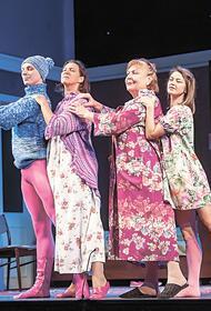 Актриса Олеся Железняк: о Ленкоме, женском счастье и жизни во время пандемии