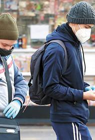 Число выявленных заражений COVID-19 в Москве растёт каждый день