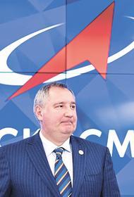 Путин недоволен медлительностью «Роскосмоса», а Рогозин подает иски на СМИ