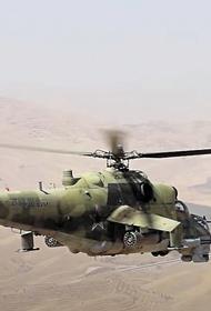 Сбитый российский вертолёт — неудавшаяся провокация Турции?
