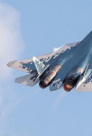Западные СМИ сообщили о подписании контракта на поставку в Алжир тяжёлого истребителя 5-го поколения Су-57