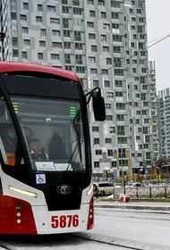 Трамвайная революция